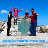 most southern point of africa - agulhas - overberg