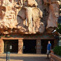 elephant rock - sun city