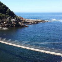 suspension bridge - stormsriver - garden route