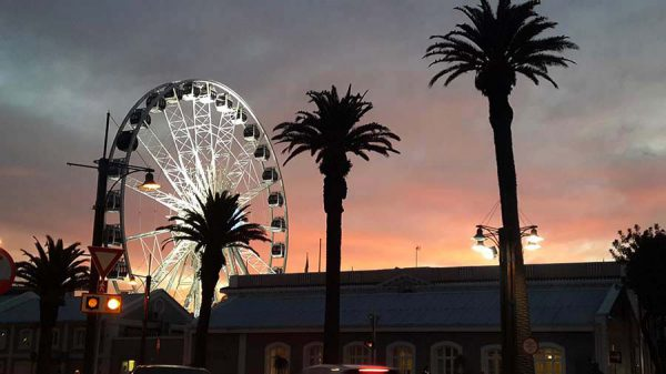 cape eye – big wheel – V&A waterfront