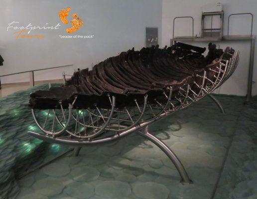 ancient boat – Israel – IMG_6267