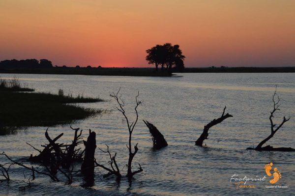 botswana sunset – DSC_9361