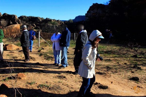 seniors exploring cederberge