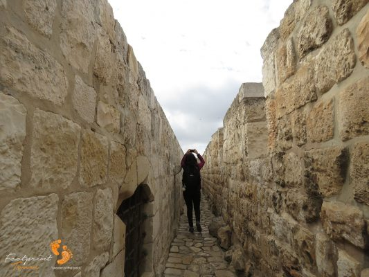 walk on walls of Jerusalem – IMG_6752