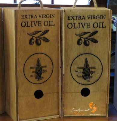 olive oil in tasting room – IMG_4487