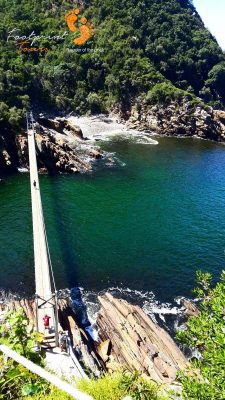 2. suspension bridge – tsitsikamma