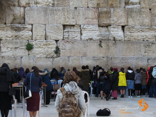 Jerusalem Western Wall praying – IMG_6691