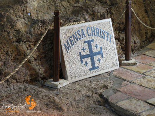 Mensa Christi – Israel – IMG_6197