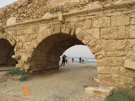 caesarea aqueduct – akwaduks – IMG_6080