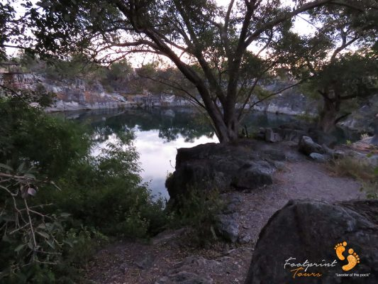 lake full of weapons – namibia – IMG_1747