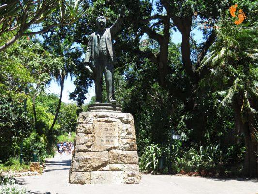 cecil john rhodes – company gardens – cape town – IMG_4976