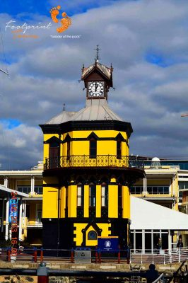 clock tower – V&A waterfront – cape town – DSC_1905