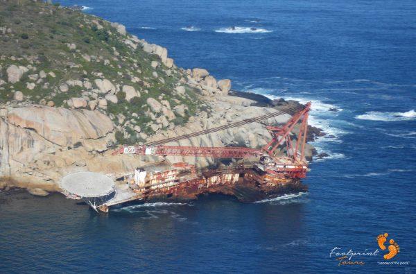 shipwreck – peninsula – cape town – DSC03783