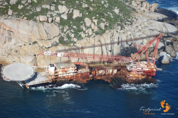 shipwreck – peninsula – cape town – DSC03784