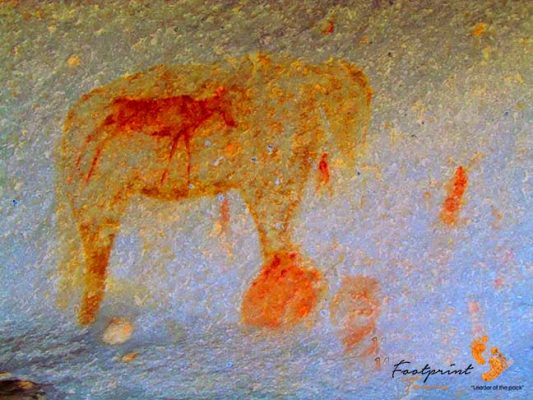 rock painting – breede river valley – IMG_0614