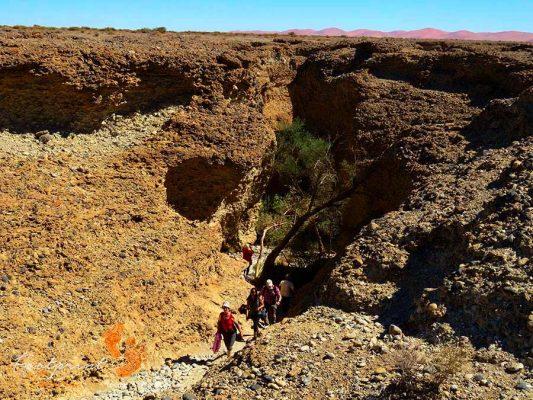 sesriem canyon – namibia – IMG_0849